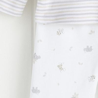 Hide and Seek Safari Pajamas