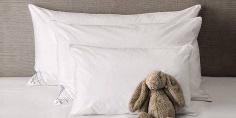 Premium Hollowfibre Pillows