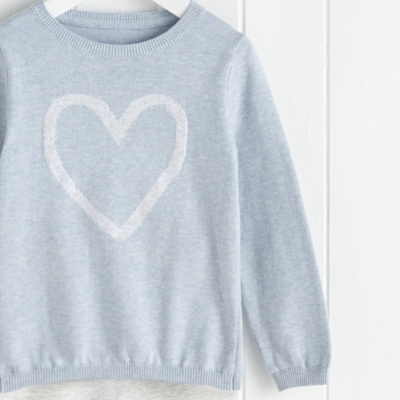 Heart Sweater and Leggings Set (2-6yrs)