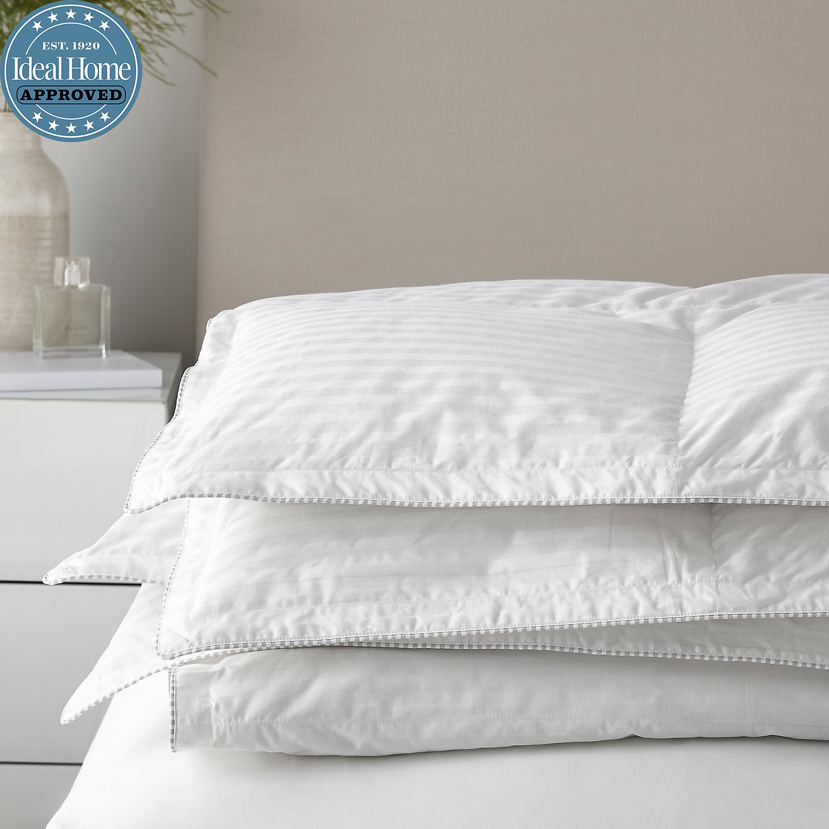 Duvets Goose Feather Down The White Company