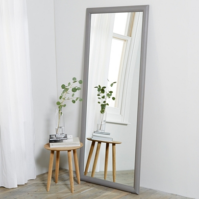 Henley Full Length Mirror Mirrors The White Company Uk