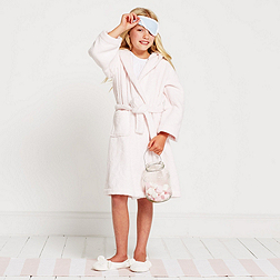 Hydrocotton Girls' Robe