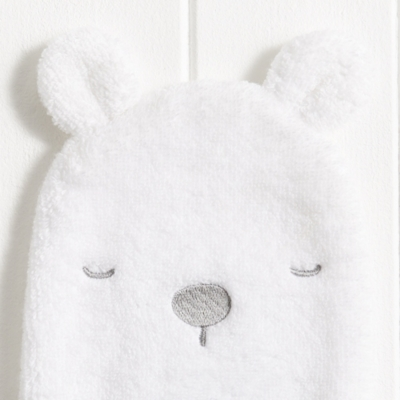 Hydrocotton Bear Wash Mitt