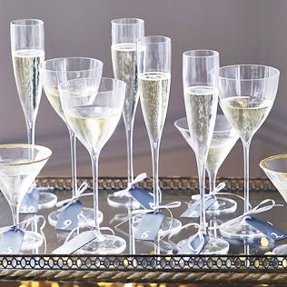 White Company Glassware