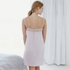 Inserted Lace Nightdress