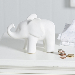 Indy Elephant Money Box