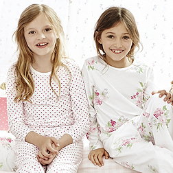 Isabella Spot Pyjamas 2 Pack - Pink