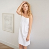 Jersey Embroidered Nightgown