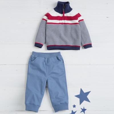 Jersey Waistband Pants