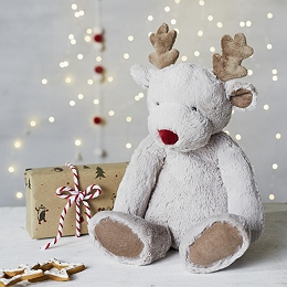 Jingle Reindeer Medium Toy