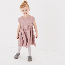Josie Floral Dress (1-6yrs)