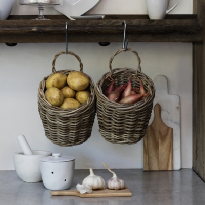 Hanging Kubu Basket