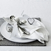 Heart Placecard Holders - Set of 6