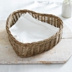 Heart Shaped Bread Basket