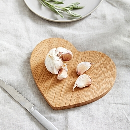 Wooden Heart Small Board