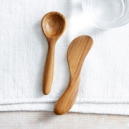Jam Spoon & Butter Knife Set