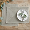 Glass Beaded Placemats – Set of 2