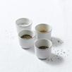 Porto Stoneware Mini Cups - Set of 4