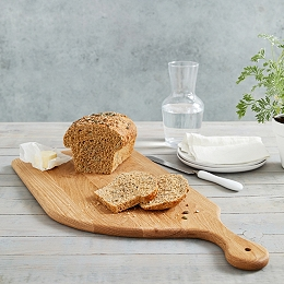 Oak Wooden Large Serving Board
