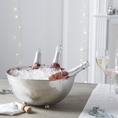 Oval Champagne Trug