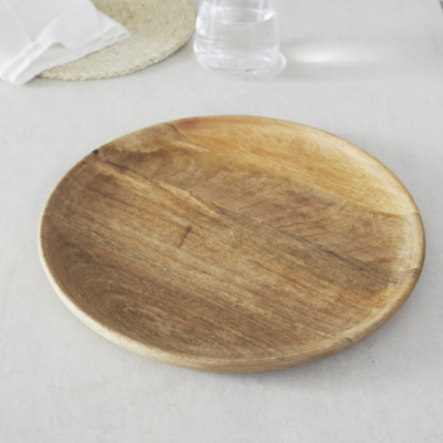 Mango Wood Small Serving Platter