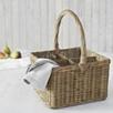 Rattan Dining Basket