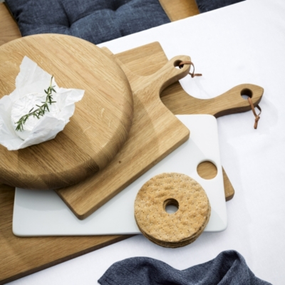 Everyday Square Serving Board