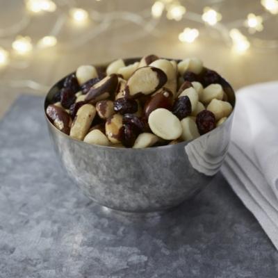 Silver Nibbles Bowl