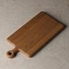 Thin Oak Wooden Platter