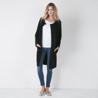Knitted Back Milano Cardigan