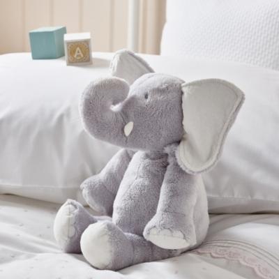 Kimbo Elephant Toy - The White Company