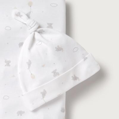 Kimbo Blanket & Hat Set