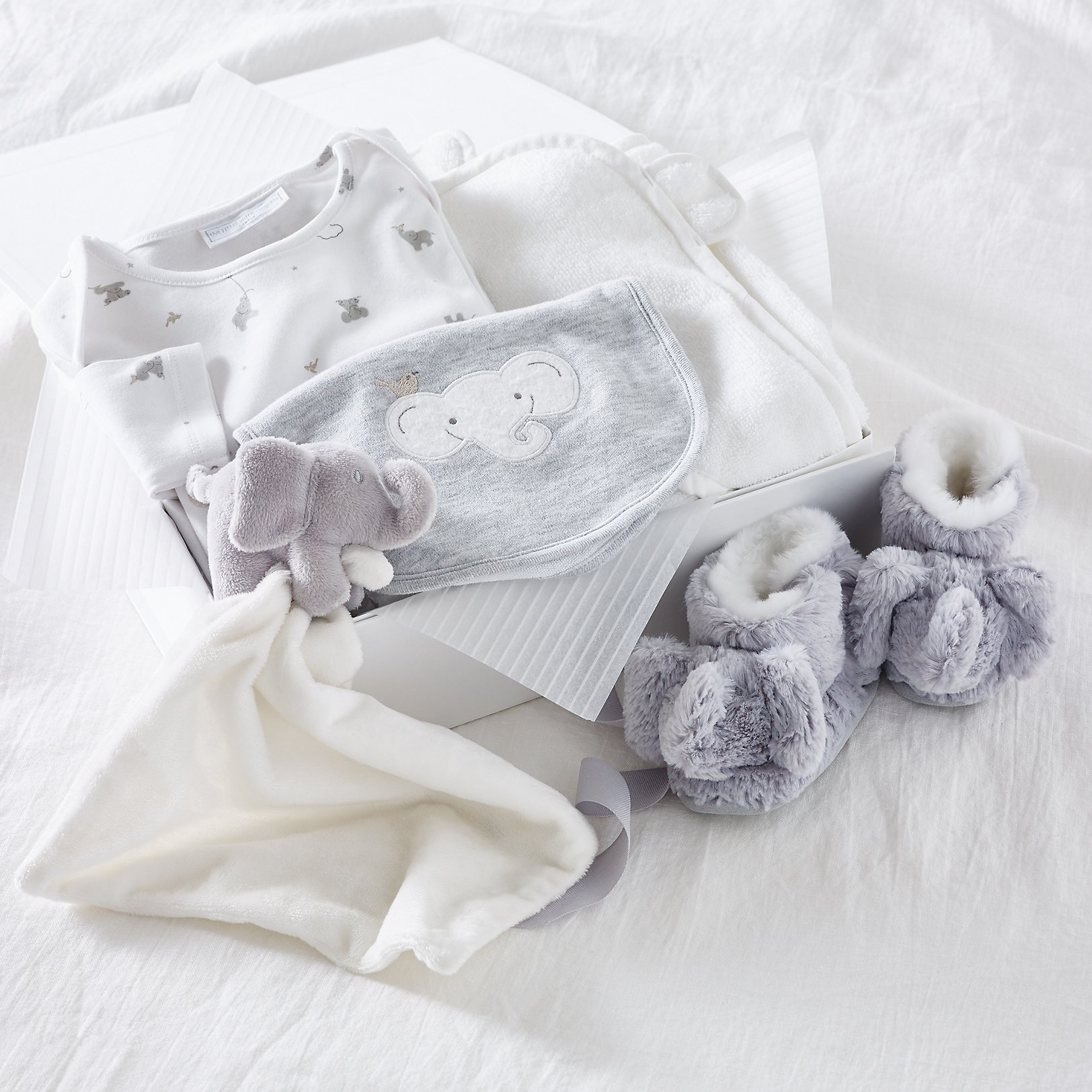 Gifts for baby the white company uk flying kimbo baby gift set negle Gallery