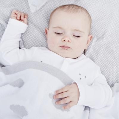 Kimbo Embroidered Sleepsuit