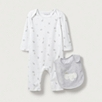 Kimbo Sleepsuit & Bib Set