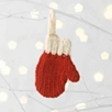 Knitted Mitten Decoration