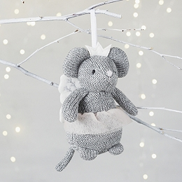 Mimi Fairy-Mouse Christmas Decoration
