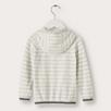 Stripe Knitted Hoodie