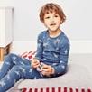 Knight Print Jersey Pajamas