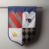 Knights Pendant Flag