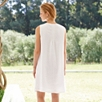 Laundered Linen Dress