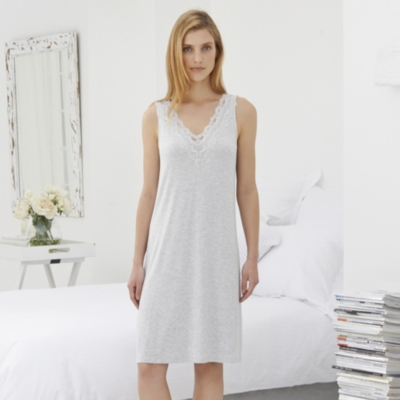 Lace Trim Nightie