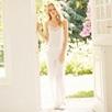 Lace Pajama Set - White