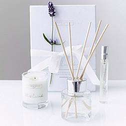 White Lavender Relaxation Set