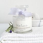 White Lavender Bath Milk