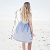 Layered Chambray Dress  (4-10yrs)