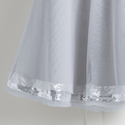 Layered Sequin Dress