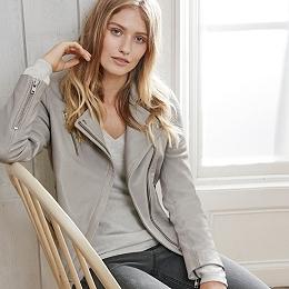 Coats &amp Jackets | Clothing | The White Company UK