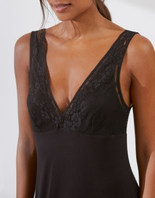 Lace Bodice Nightgown