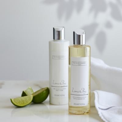 Lime & Bay Hand & Body Cream